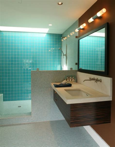Turquoise Bathroom Vanity How To Take Advantage Of Floating Vanities To Make