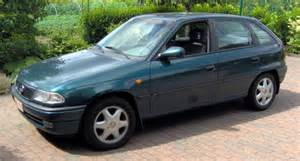 Opel Astra 1995 1995 Opel Astra Pictures 1400cc Gasoline Ff Manual