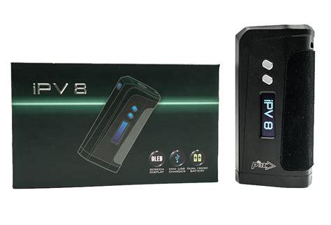 Ipv8 Mod pioneer4you ipv8 230w tc box mod review spinfuel vape