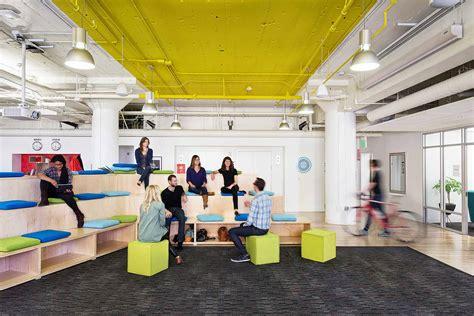 Interactive Interior Design a peek inside prezi s cool san francisco office officelovin