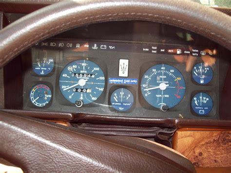 maserati biturbo interior 1984 maserati biturbo interior pictures cargurus