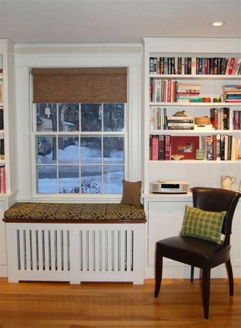 Window Seat With Radiator - 8 manieren om van je lelijke radiator een pronkstuk te maken