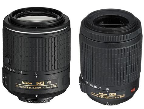 Nikon Af S Dx 55 200mm F4 5 6g Ed Vr Ii nikon af s dx nikkor 55 200mm f 4 5 6g ed vr ii lens rumors