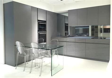 ex display kitchen sink unit ex display kitchen grey effect laminate
