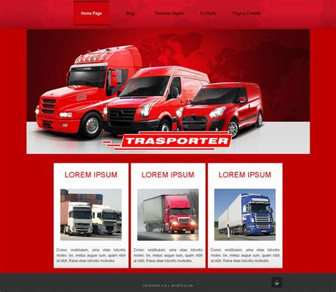 templates to website x5 template website x5 transporter crisgraficalab