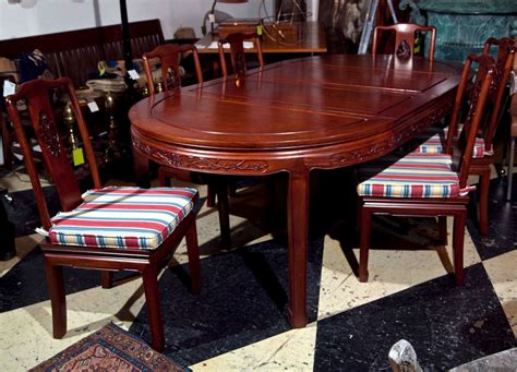 rosewood dining room set at 1stdibs