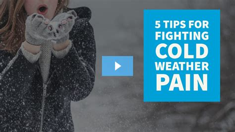 8 Tips To Fight A Cold by 5 Tips For Fighting Cold Weather