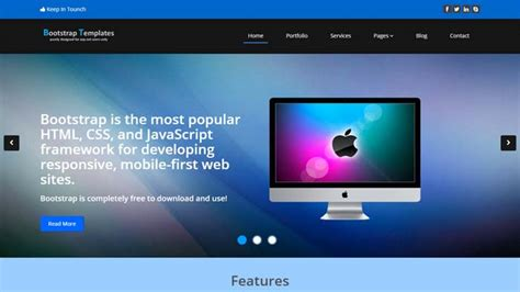 bootstrap templates for asp net master page free asp net template download jipsportsbj info
