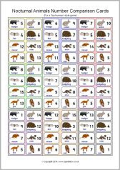 printable animal top trumps jungle animal posters sb9081 sparklebox animals