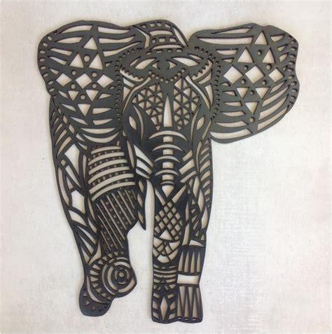 Elephant Wall Decor by Wall Designs Elephant Wall Elephant Wall