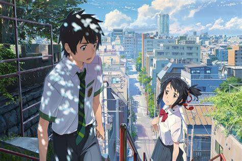 kimi  na wa   miyamizu mitsuha street anime