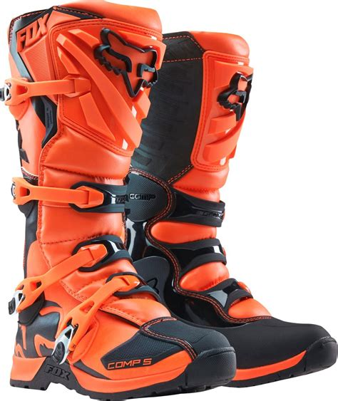 mx riding boots cheap fox racing mens comp 5 motocross mx riding boots ebay
