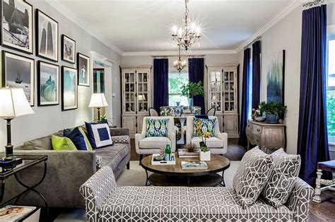 Hgtv Interior Design by Wilmette Entertaining Room Traditional Living Room