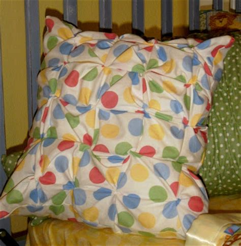 how to puff up pillows morning by morning productions circle puff quilt and pillows