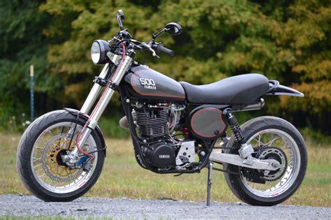 Motorrad Xt 500 by Racing Caf 232 Yamaha Xt 500 By Husky Restorations