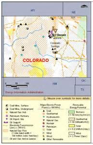 energy resources colorado geological survey