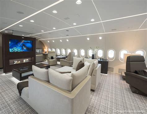 boeing bbj 787 vip jet interior photos