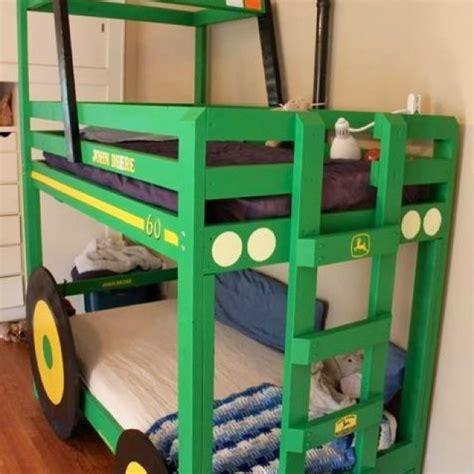 john deere bunk beds john deere bunk bed tractors pinterest