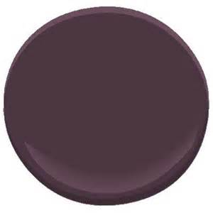 benjamin moore dark purple for the home pinterest