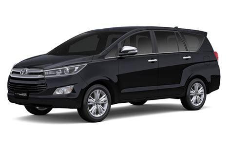 Www New Toyota Innova New Toyota Innova 2016 5 Things You Should The