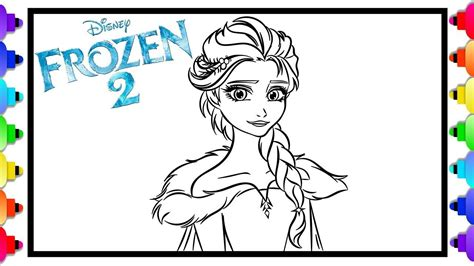 draw elsa  disneys frozen  frozen