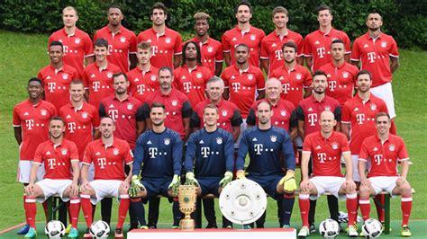 Daftar Pemain / Skuad Bayern Munich 2016/2017   Jadwal Liga Champions 2016 / 2107