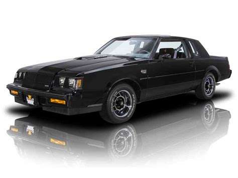 used 1987 buick grand national for sale 1987 buick grand national for sale classiccars cc