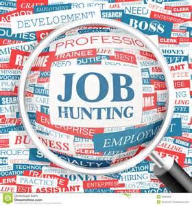 job hunting royalty free stock image image 34593966