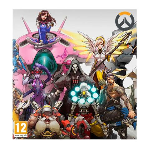 Ps4 Overwatch Collectors Edition overwatch collector s edition ps4