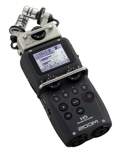 zoom sound zoom h5 advanced sound recorder on preview