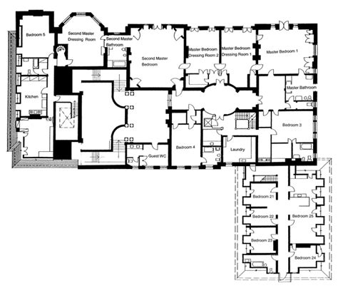 3 Bedroom 2 Bath Double Wide Floor Plans let s talk turkey about witanhurst house variety