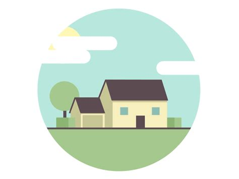 house animated gif house day by jonathan dahl dribbble