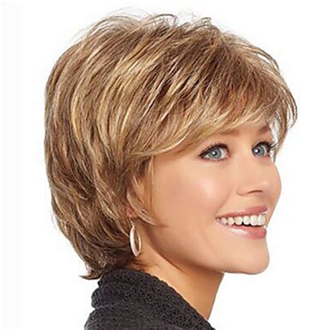 real hair wigs for white women wigs real hair wigs for white women short hairstyle 2013
