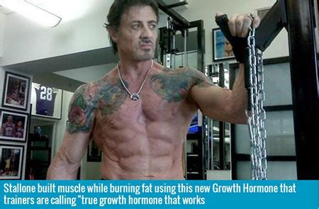 Steroids Sylvester Stallone And Jintropin by Athletes And Actors Reap The Rewards Of Hgh Growth Hormone