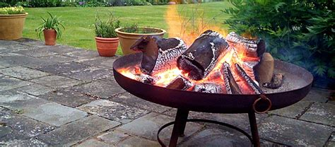 Firepit Uk Pits Firepits Kadai Bowl Outdoor Firepit Bbq Pit Wrought Iron Forged