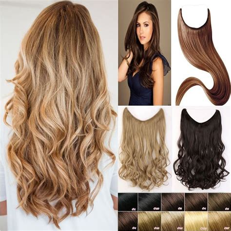 Human Hair Invisible Line Extension | human hair invisible line extension invisible weave