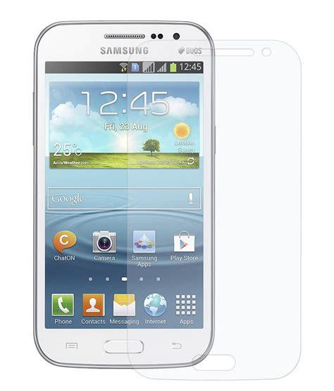 Samsung Quattro Gt 18552 Amzer Screen Guard For Samsung Galaxy Win Gt I8550 Grand