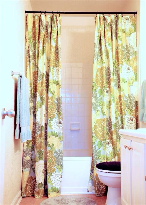 double shower curtains double shower curtains trusper