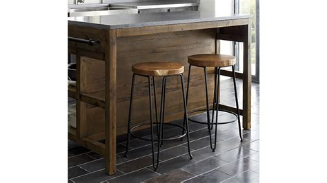 Stool Etymology by Origin Backless Counter Stool Crate And Barrel