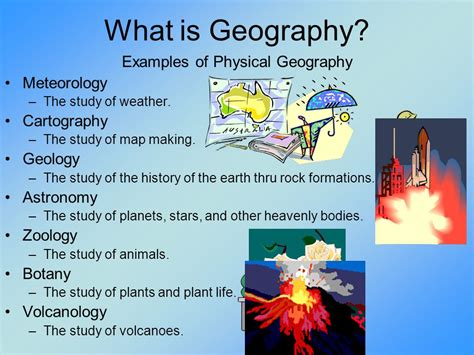 what is geography the student will be able to ppt