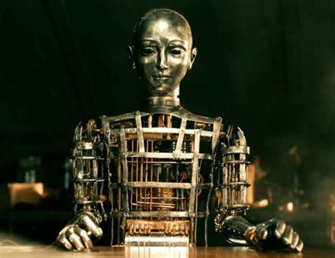 themes in film hugo 68 best robot woman images on pinterest
