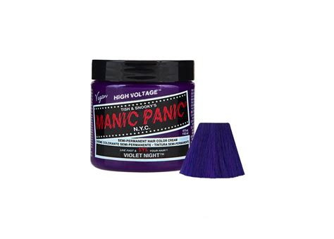 manic panic semi permanent vire red hair color cream manic panic hair dye manic panic classic semi permanent