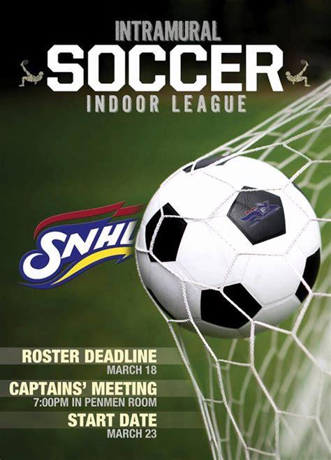 football tournament poster template