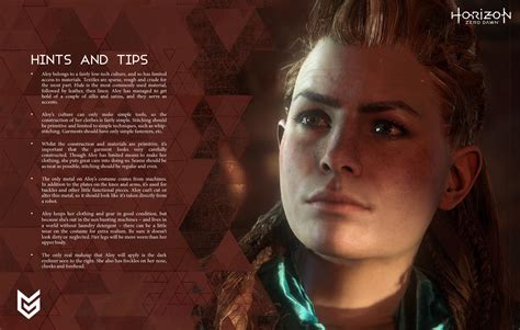 Guerrilla Games Wants to Help You Cosplay as Aloy
