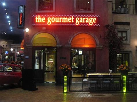 Four Ways Garage by The Gourme Garage In Montecasino Fourways Picture Of
