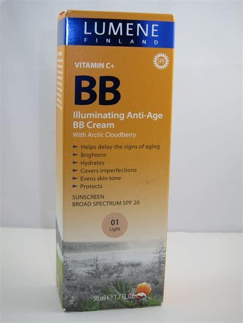 Lumene Vitamin Radiant Dual Serum by Lumene Vitamin C Illuminating Anti Age Bb Review