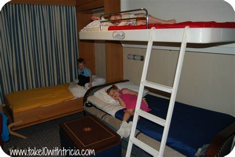 Disney Cruise Line Mattress by Bed Situation For Family Of 5 At Disney Take 10 With Tricia