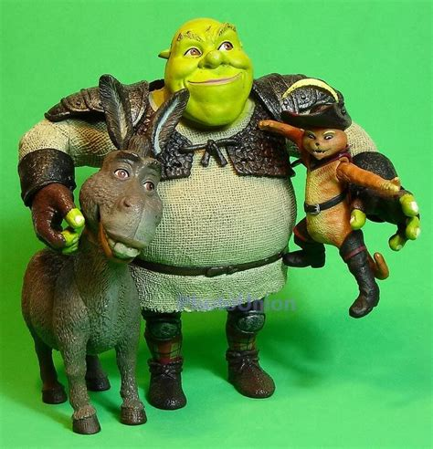 Figure Shrek 27 best dolls shrek images on shrek cgi and