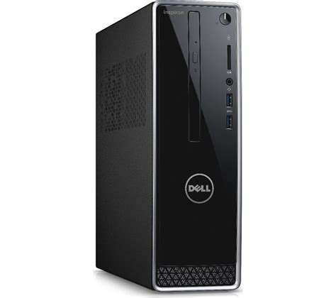 Pc Desk Top buy dell inspiron small intel 174 core i5 desktop pc 1 tb