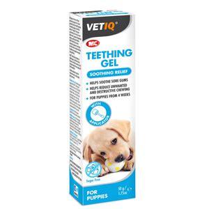 puppy teething gel puppy teething gel 50g pets at home